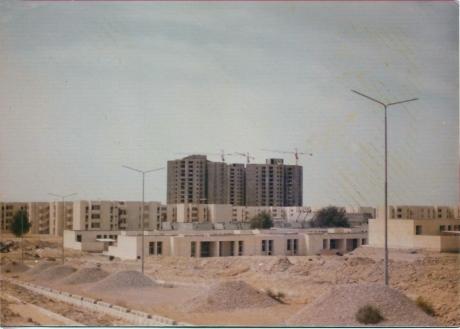 שכונה בבנדר בושהר איראן תכנון דן איתן
